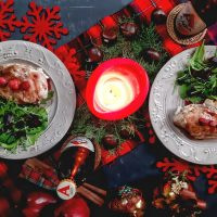 christmas recipe with chicken