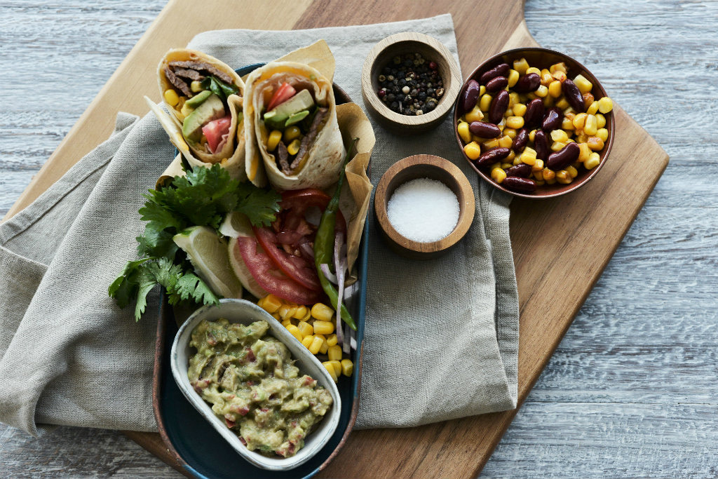 burito-old el paso-mexican food-pandoraskitchen-food styling