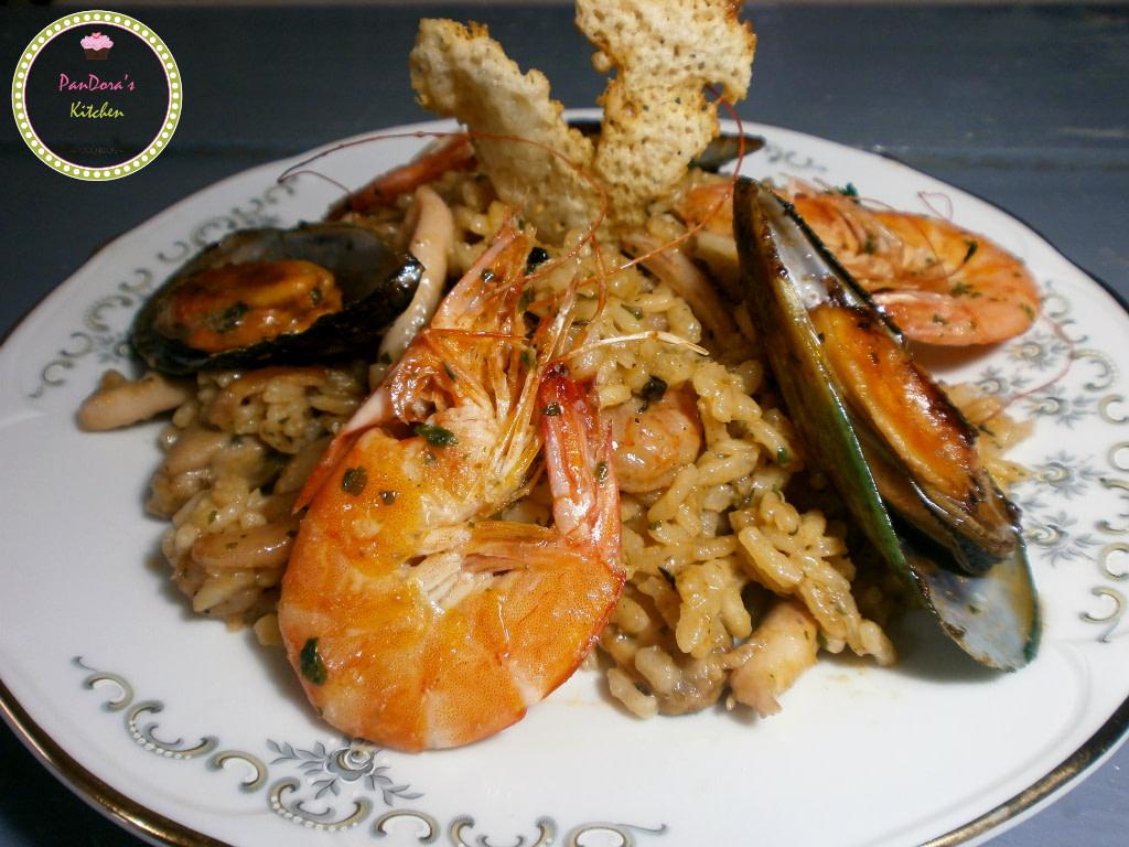 ριζότο-θαλασσινά-ριζότο του ψαρά-σαρακοστή-vimagourmet