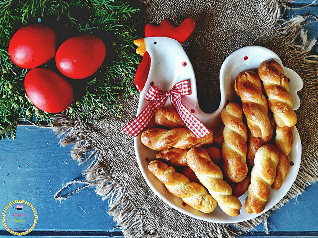 πασχαλινά κουλουράκια αμμωνίας-πάσχα-πασχαλινές συνταγές-ελληνική παράδοση