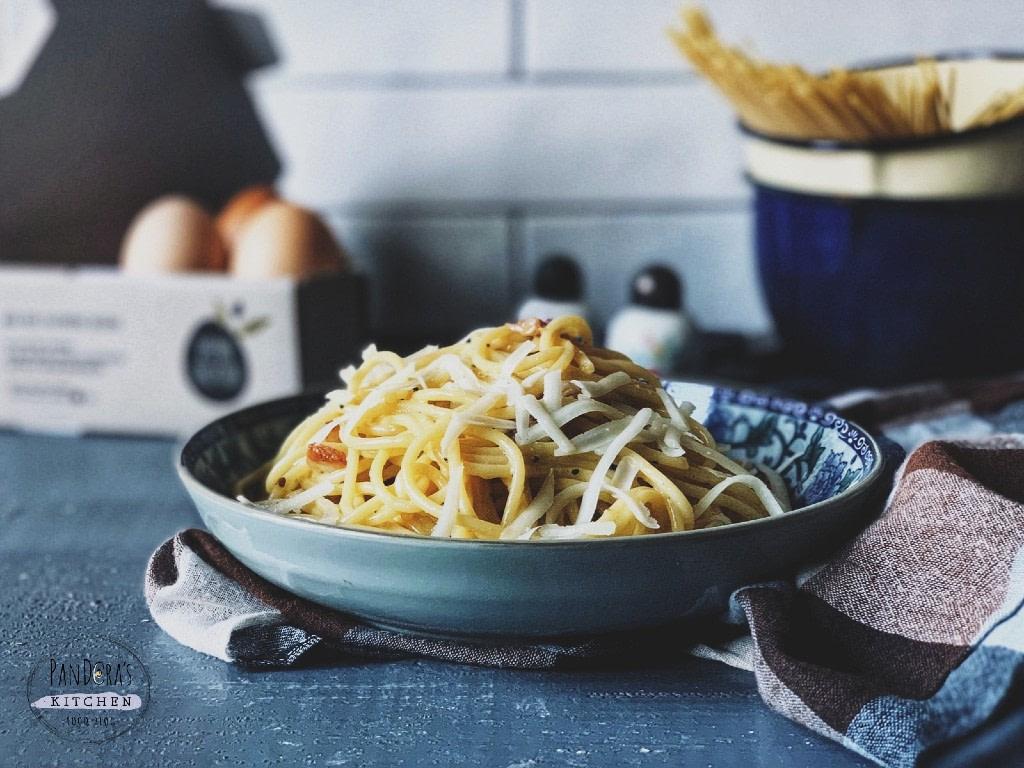 carbonara-αυθεντική carbonara-ζυμαρικά-pasta
