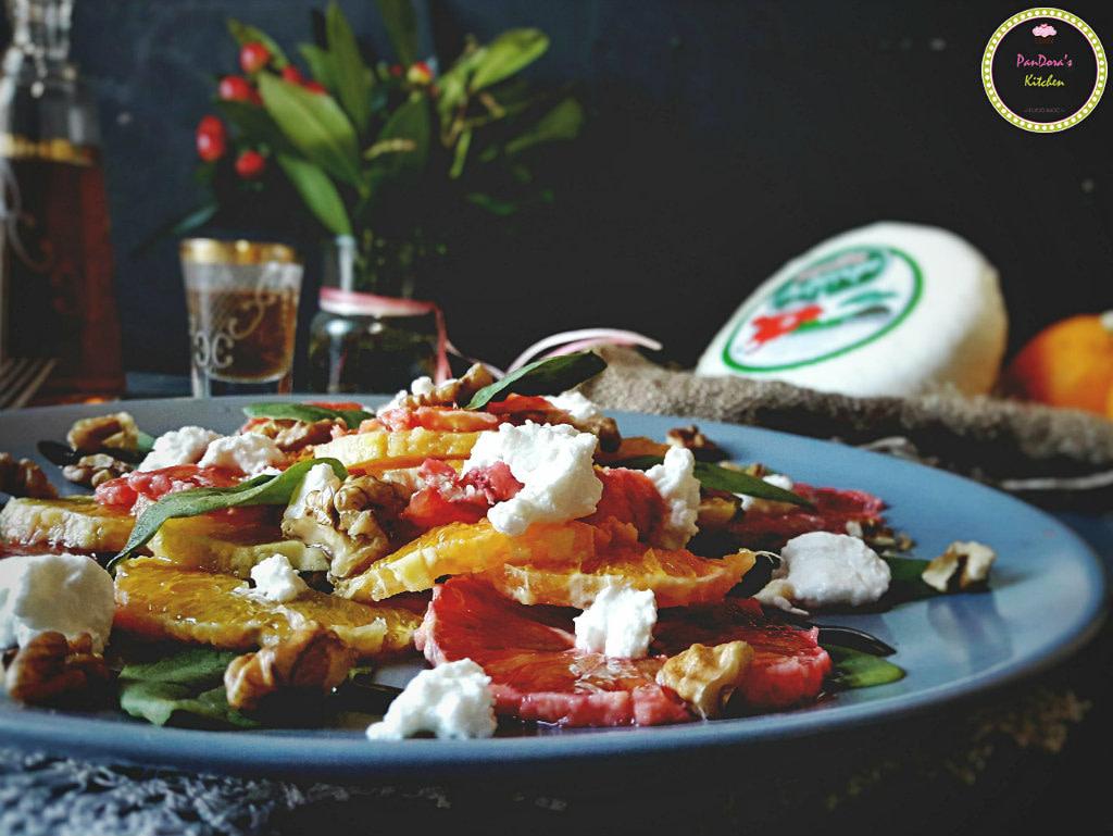 εσπεριδοειδή-μαστέλο-ανθότυρο-σαλάτα-φρούτα