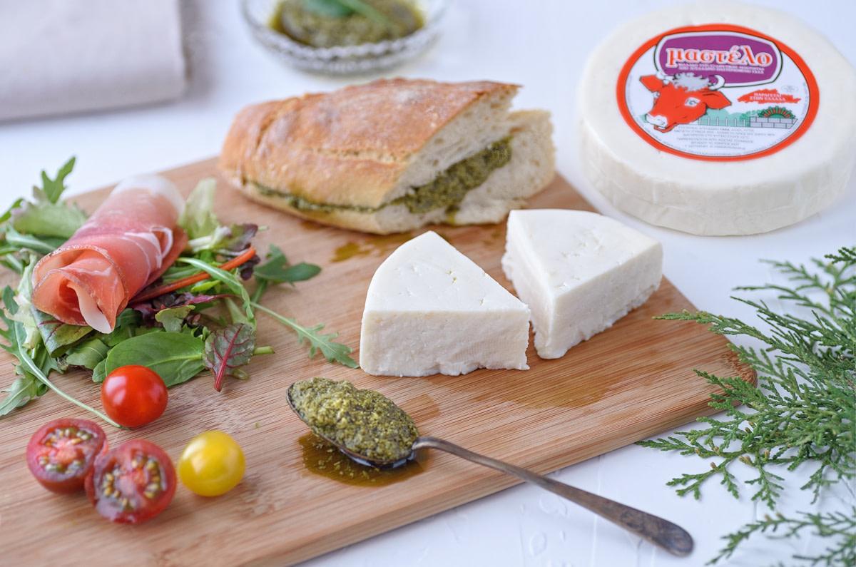 mastelo-chios-cheese-sandwich-pandora's Kitchen