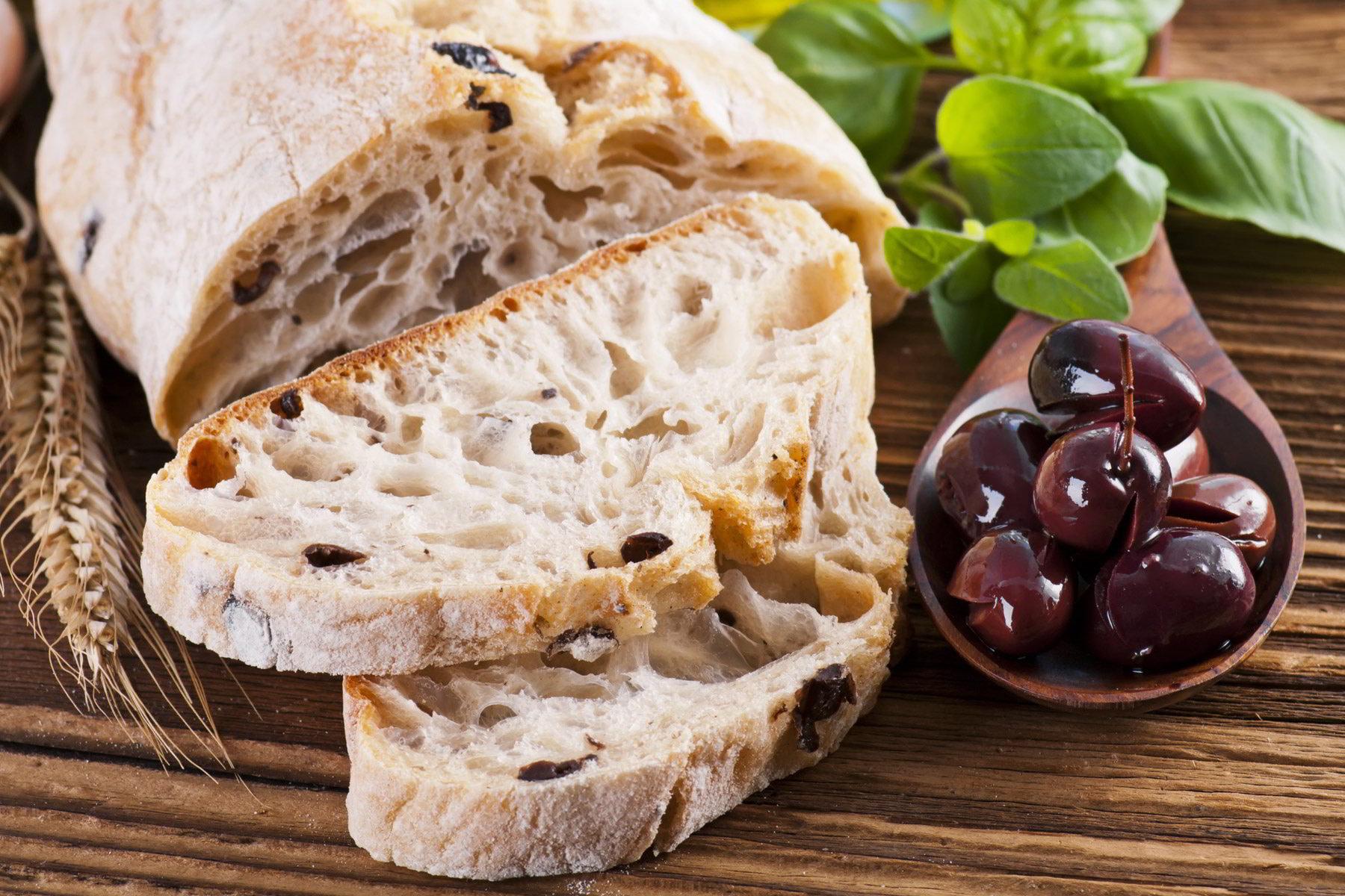 σαρακοστή-νηστεία-διατροφή-ψωμί-ελιες