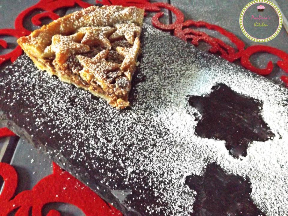 pandoras-kitchen-blog-greece-τάρτα μπακλαβά-tart-xmas